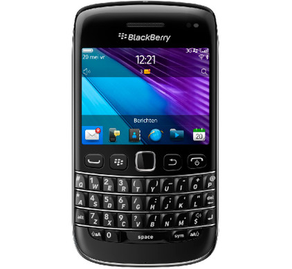 BlackBerry Bold 9790 Black QWERTY