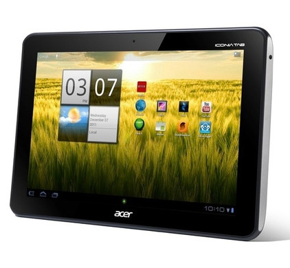Acer Iconia Tab A200 Cherry Red 16 GB