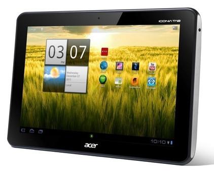 Acer Iconia A200 Titanium Black