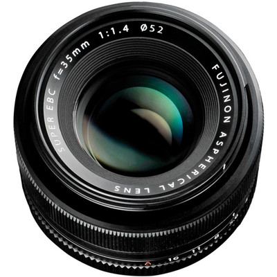 Fujifilm 35mm f/1.4 XF R