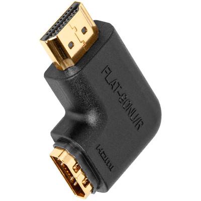 Image of AudioQuest HDMI koppelstuk 90 nu/R