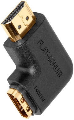 AudioQuest HDMI koppelstuk 90 nu/R