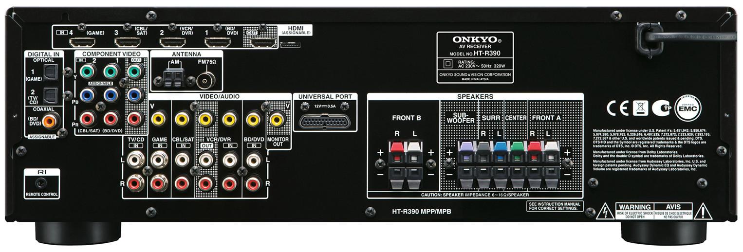 Onkyo HT-S3405
