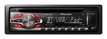 Pioneer DEH-4400BT
