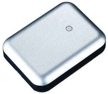 Just Mobile Gum Plus Silver 5200 mAh