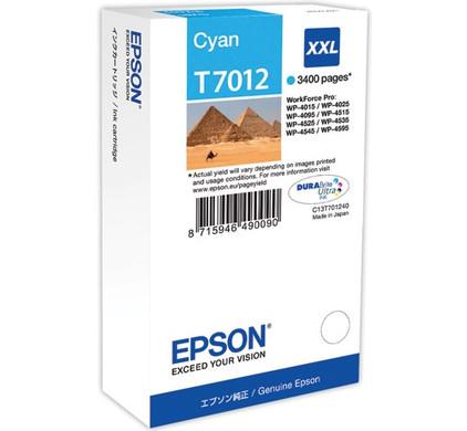 Epson T7012 Cartridge Cyaan XXL (T70124010)