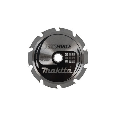 Makita Zaagblad HM hout 190x2.0 12T B-08224