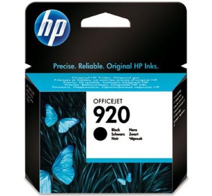 HP 920 Cartridge Zwart (CD971AE)
