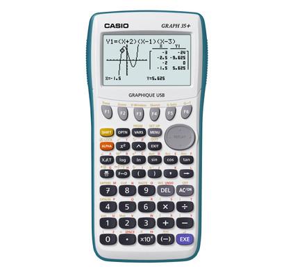 Casio Graph 35+