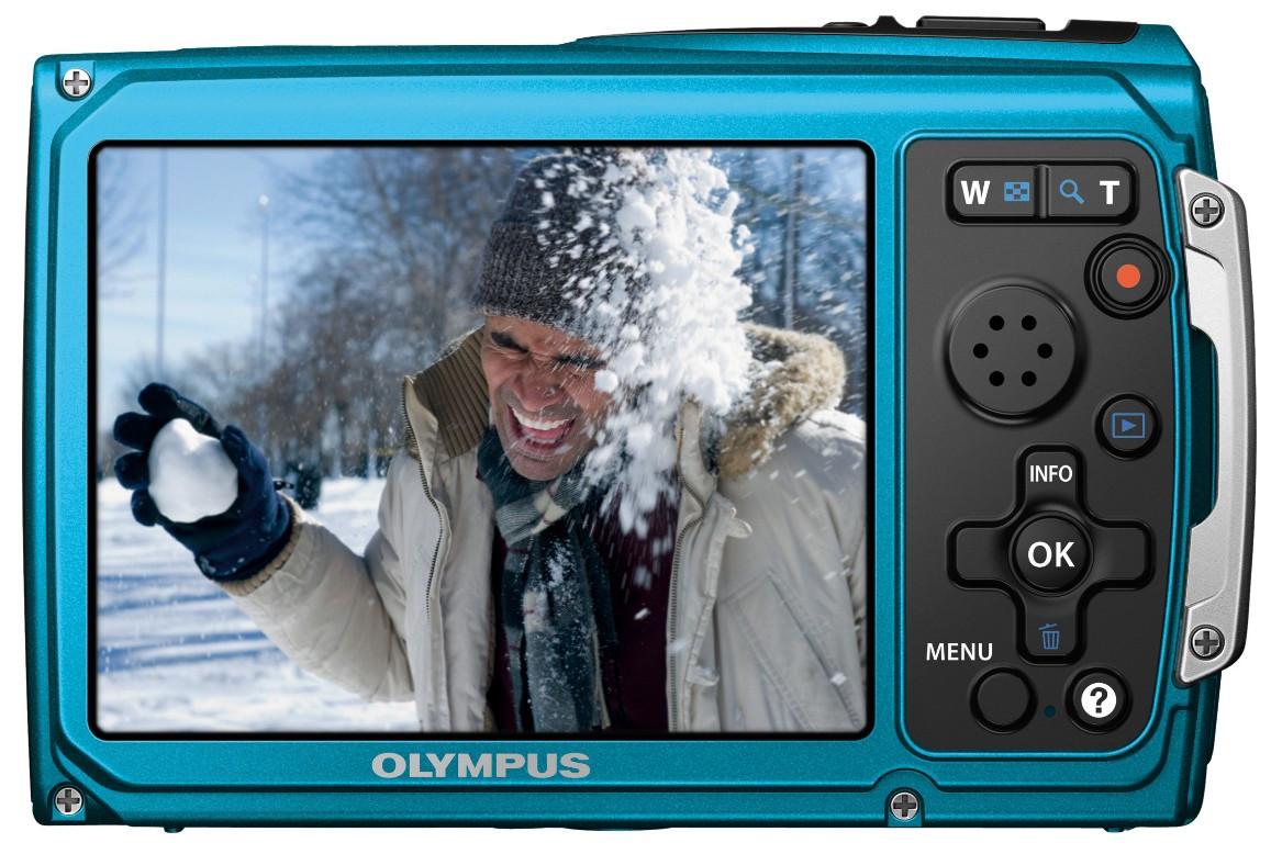 Olympus Tough TG-320 Blue