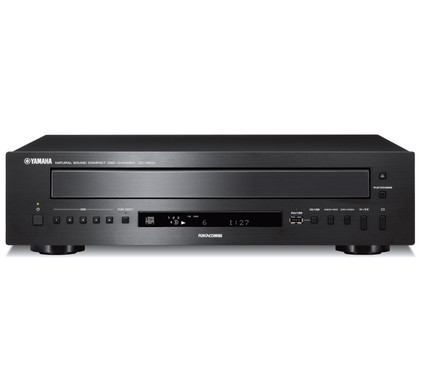 Yamaha CDC-600 Zwart