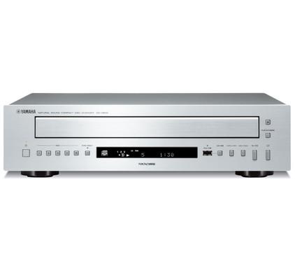Yamaha CDC-600 zilver