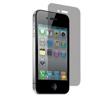 Muvit Screenprotector Apple iPhone 4 / 4S Duo Pack