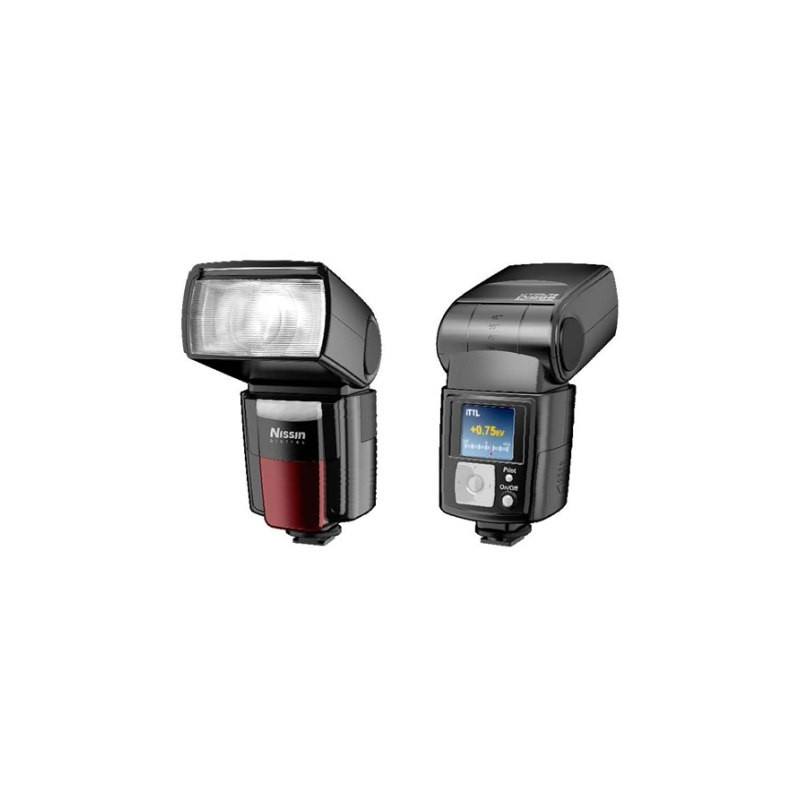 Nissin Di 866 High Tech Flash Mark Ii Voor Canon