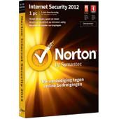 Norton Internet Security 2012 1 User Attach