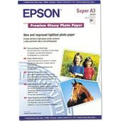 Epson Premium Glossy Fotopapier 20 vel (A3+)