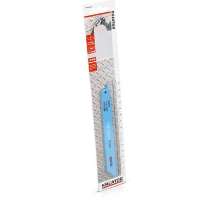 Kreator Reciprozaagblad Metaal 150mm Eco 24TPI (2x)