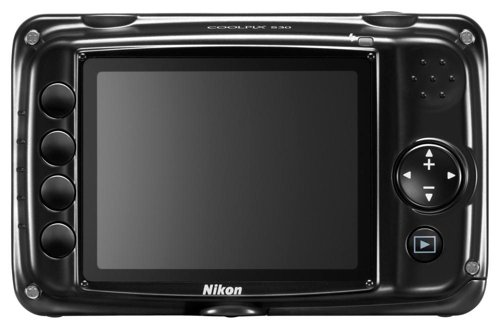 Nikon Coolpix S30 Black