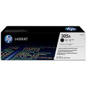 HP 305A LaserJet Toner Zwart (CE410A)