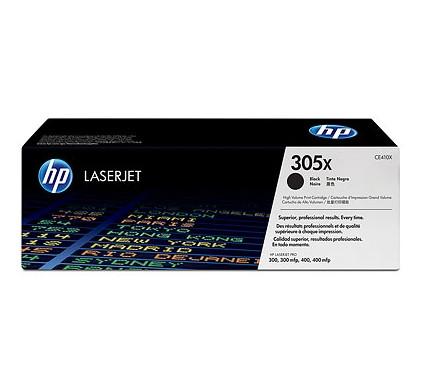 HP 305X LaserJet Toner Zwart (CE410X)