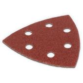 Kreator Driehoekschuurschijf 90x90x90 mm K120 (5x)