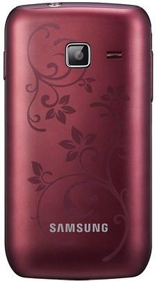 Samsung Wave Y S5380 La Fleur