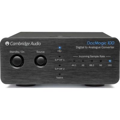 Image of Cambridge Audio DacMagic 100 Zwart