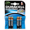 Duracell Ultra Power 4-pack AAA