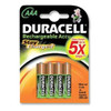 Duracell Rechargeable Stay Charged 4-pack AAA