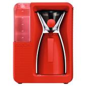 Bodum Bistro koffiezetapparaat rood