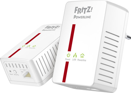 AVM FRITZ!Powerline 500E Set International
