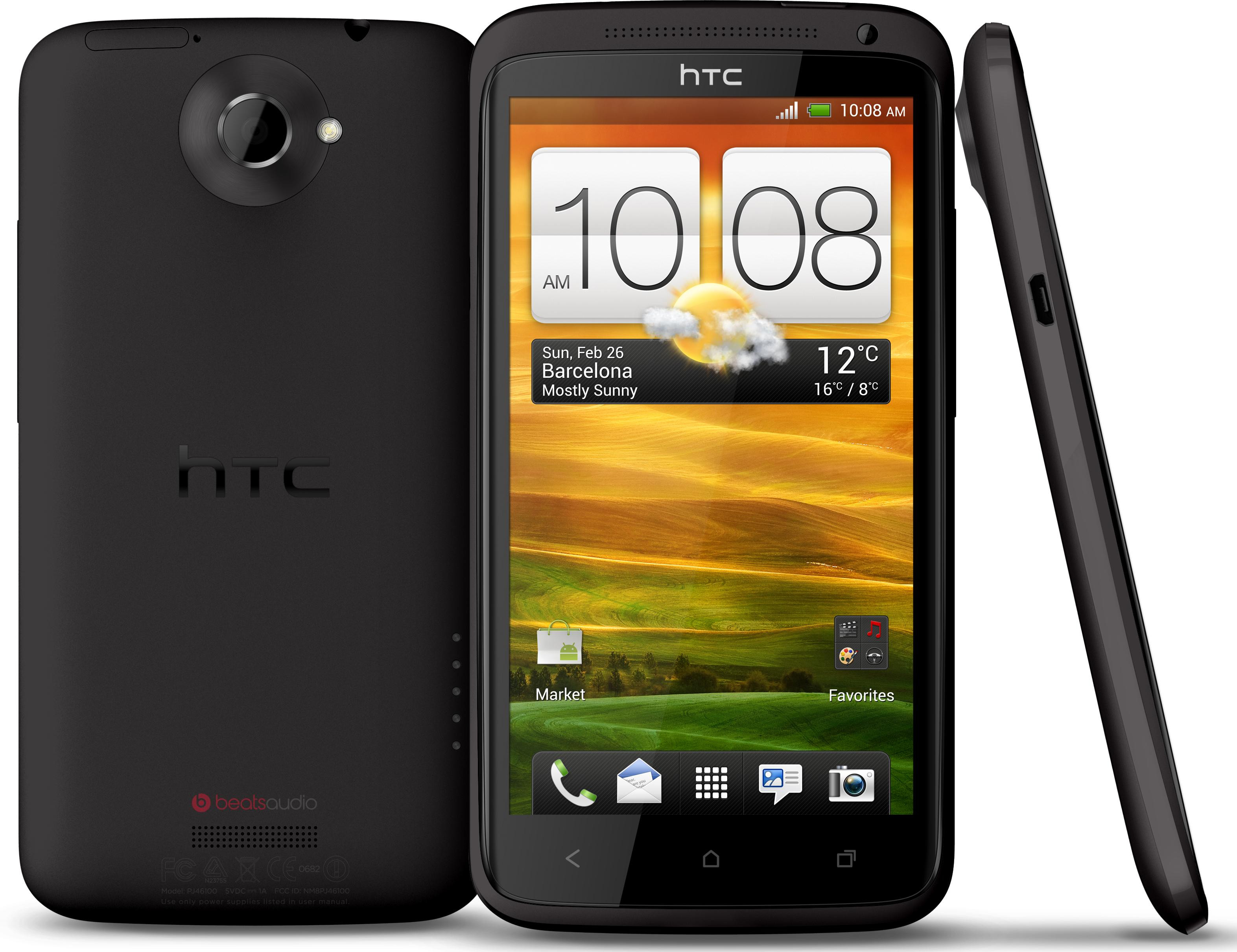 HTC One X Grey
