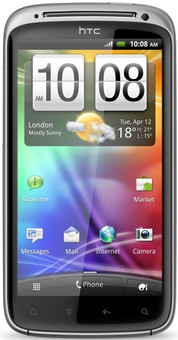 HTC Sensation Ice White