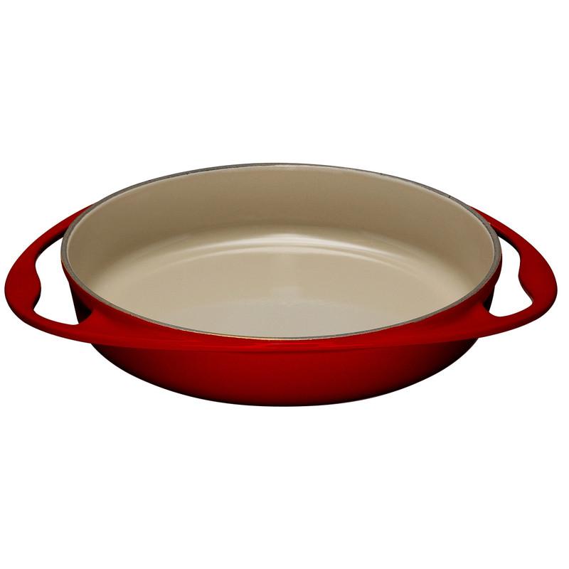 Le Creuset Tarte Tatin-taartvorm 28 Cm Kersenrood