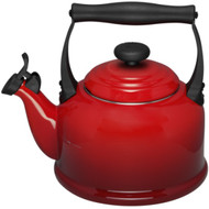 Le Creuset Waterketel Tradition 2,1 L Kersenrood