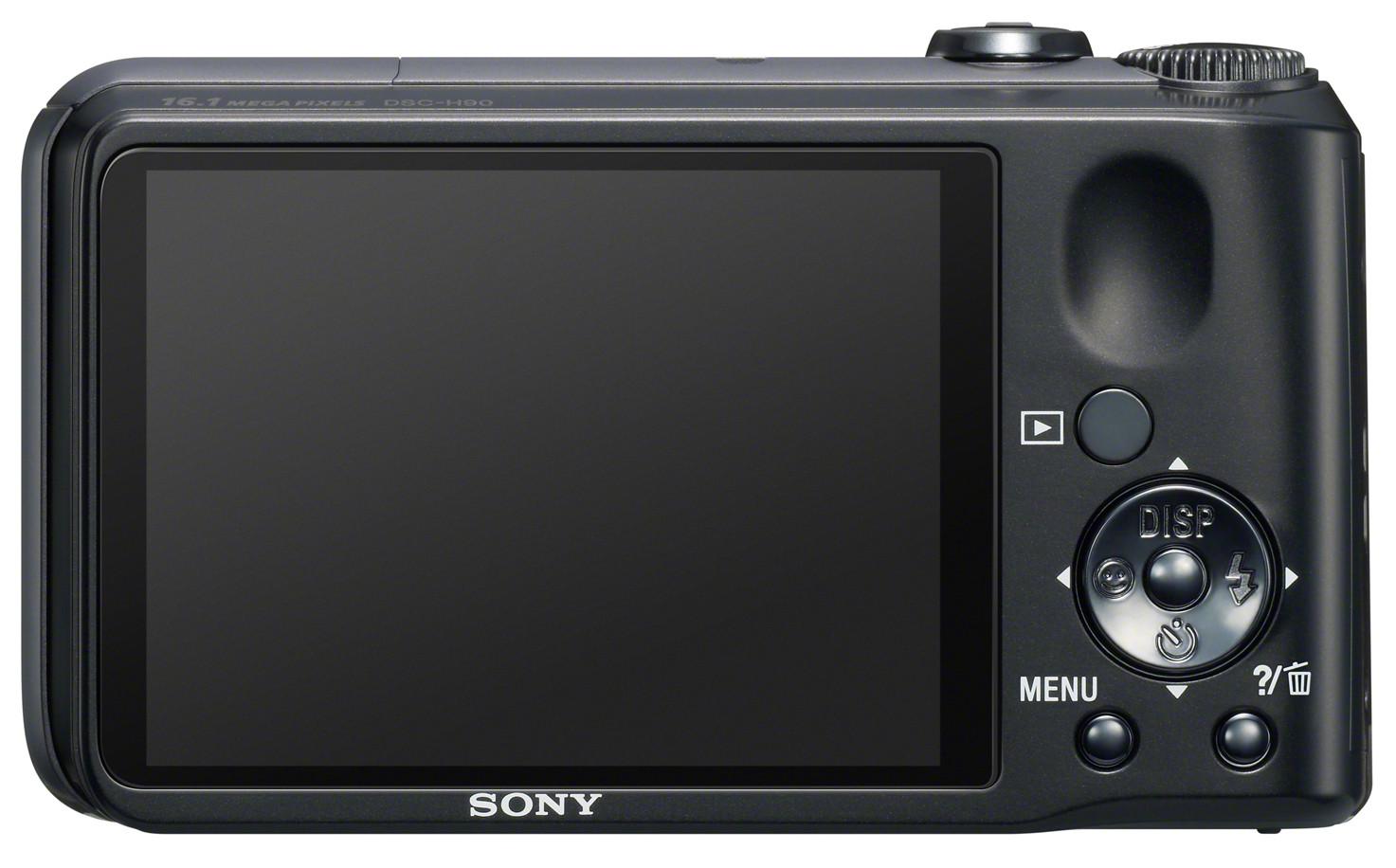 Sony CyberShot DSC-H90 Black