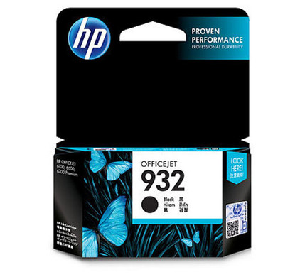 HP 932 Officejet Ink Cartridge Zwart (CN057AE)
