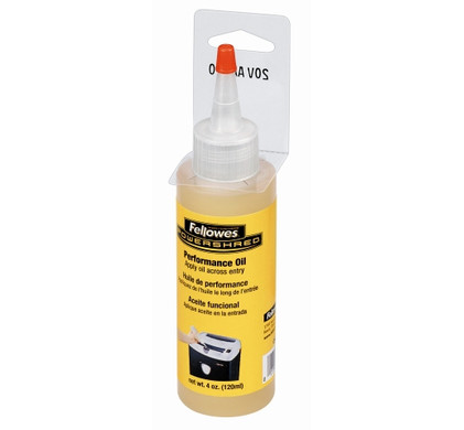 Fellowes Papiervernietigerolie (125ml)