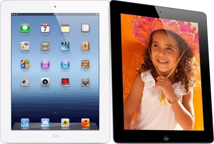 De Nieuwe iPad Wifi 16 GB zwart (3e generatie)