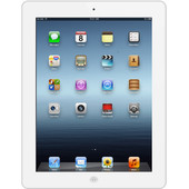 Apple iPad 4 Wifi 16 GB wit (met Retina-display)