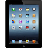 Apple iPad 4 Wifi 16 GB zwart (met Retina-display)