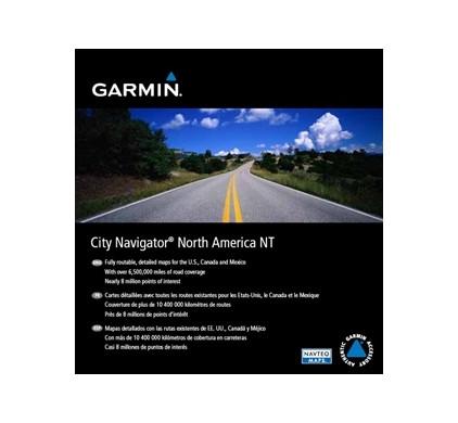 Garmin City Navigator NT Noord-Amerika & Mexico microSD