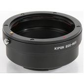 Kipon Sony NEX Body naar Canon EF/EOS