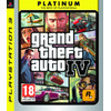 Grand Theft Auto IV Platinum PS3