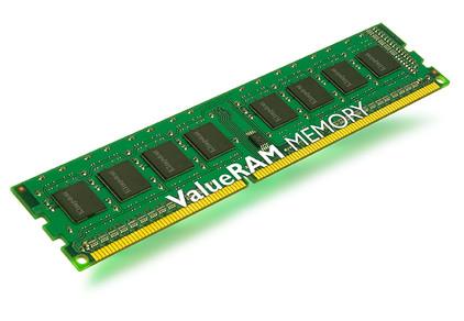 Kingston ValueRAM 4 GB DIMM DDR3-1333