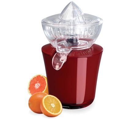 Novis Crystal Line Citruspers Rood