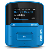 Philips GoGear Raga 4 GB Blauw