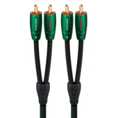 AudioQuest Evergreen RCA - RCA Kabel 2 meter