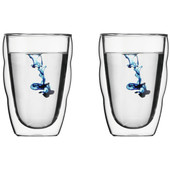 Bodum Pilatus Dubbelwandig Glas 35 cl (2 stuks)