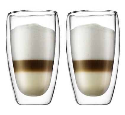 Bodum Pavina Dubbelwandig Glas 46 cl (2 stuks)